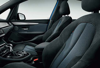 BMW2シリーズインテリア