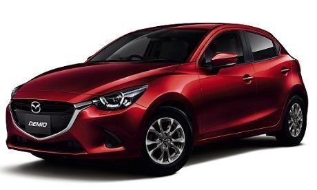 MAZDA Demio 1,300cc(Mazda2 1,300cc)