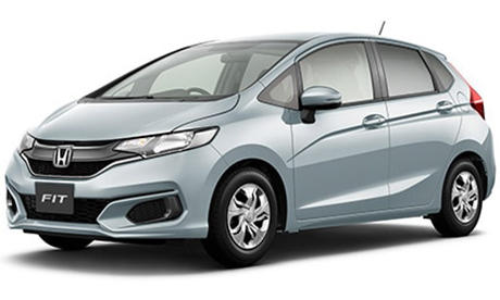 HONDA Fit 1,300cc(Jazz)