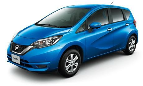 NISSAN Note 1,200cc