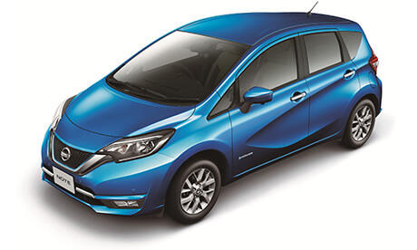 NISSAN Note e-POWER 1,200cc Hybrid