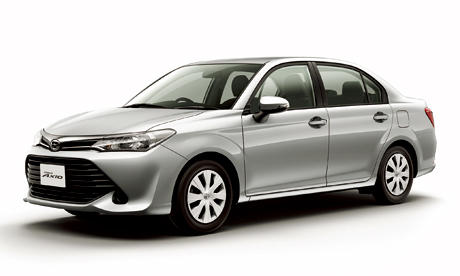 TOYOTA Corolla Axio 1,500cc(Corolla sedan 1,500cc)