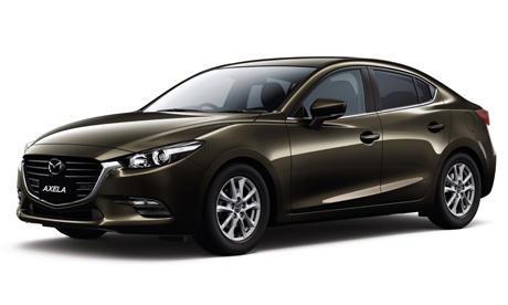 MAZDA Axela 1,500cc(Mazda3(sedan))
