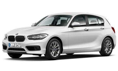 BMW 116i 1,600cc